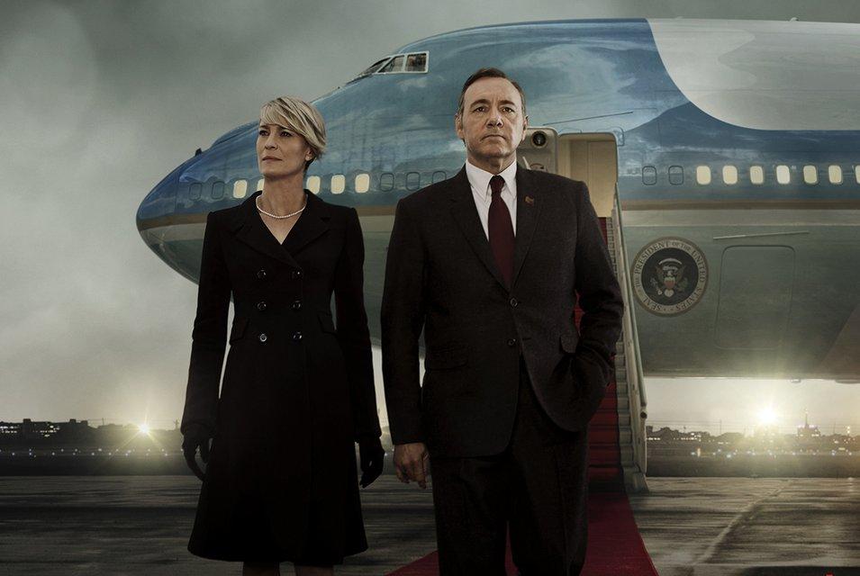 Netflix снимет спин-офф сериала Карточный домик без Кевина Спейси - фото 86620