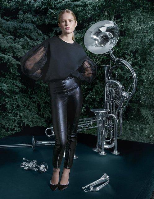 Ники Минаж стала лицом рождественской кампании H&M - фото 89013