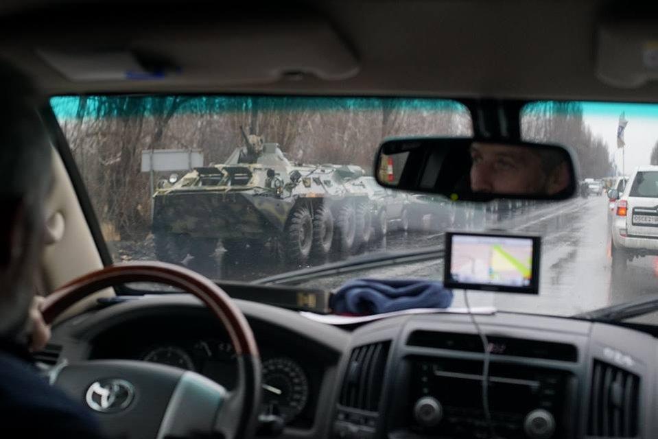 Российская военная техника в Украине - фото 91793