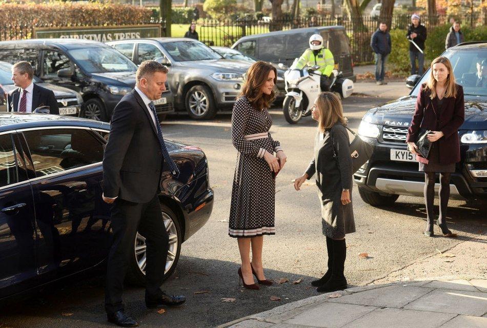 Кейт Миддлтон прокомментировала помолвку принца Гарри - фото 93549