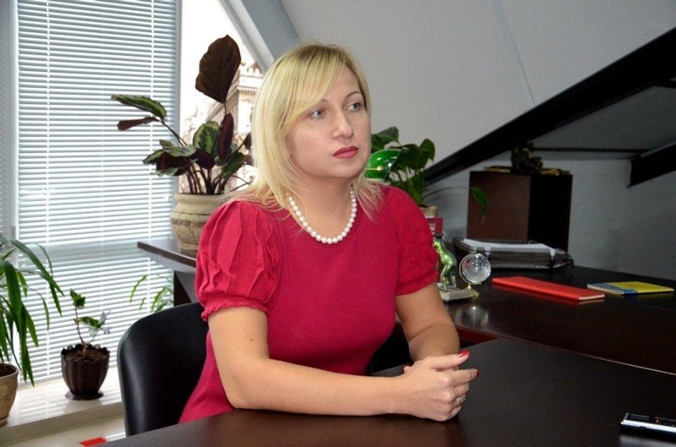 Галина Подзигун  - судья из Николаева - фото 92894