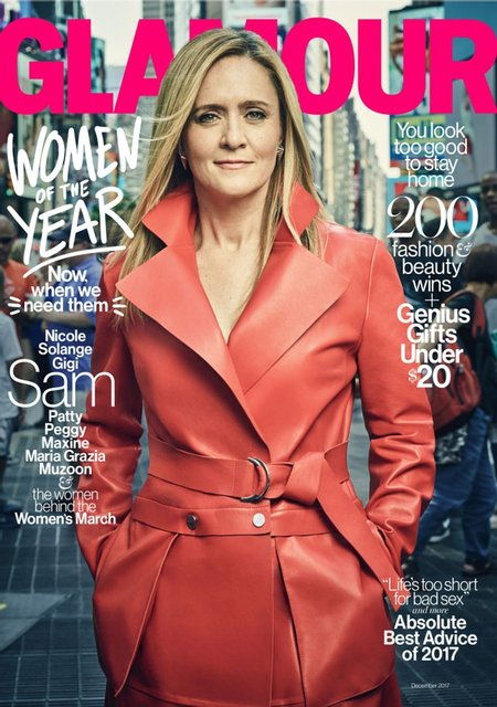 Glamour определил Женщину года-2017 - фото 86915