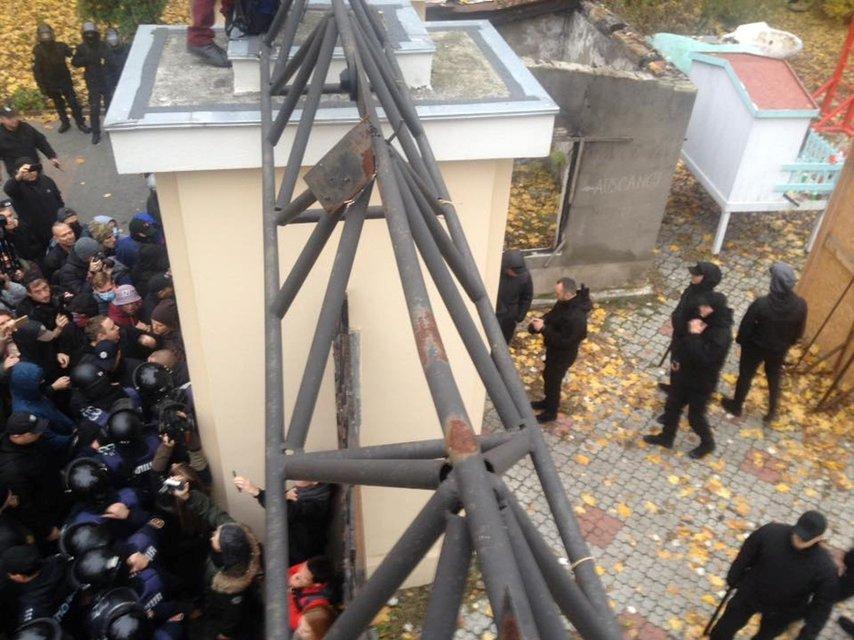 Митинг в центре Одессы - фото 90134