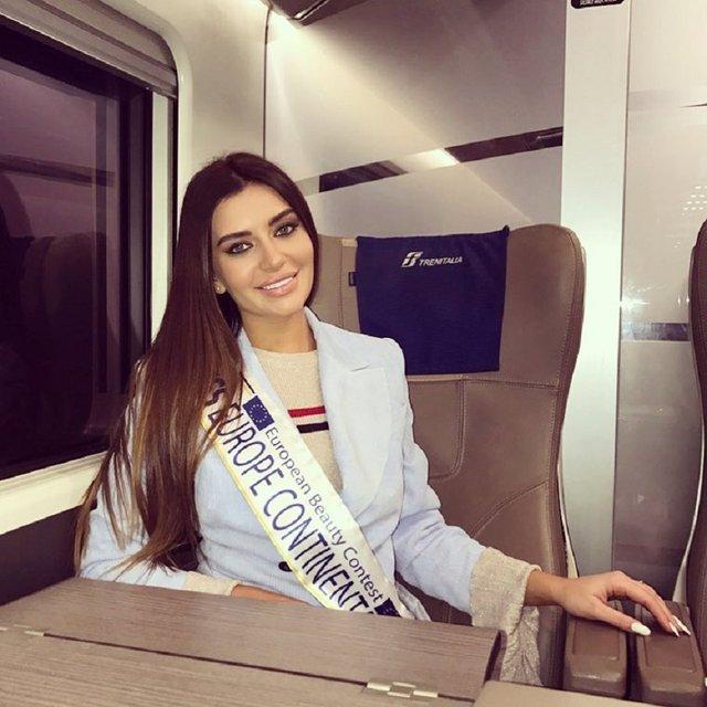 Miss Europe Continental 2017: Украинка победила на европейском конкурсе красоты (фото) - фото 92875