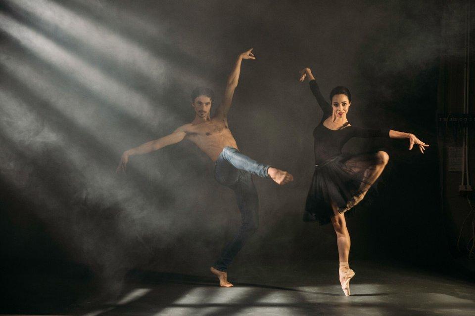 Екатерина Кухар с Александром Стояновым - фото 87602