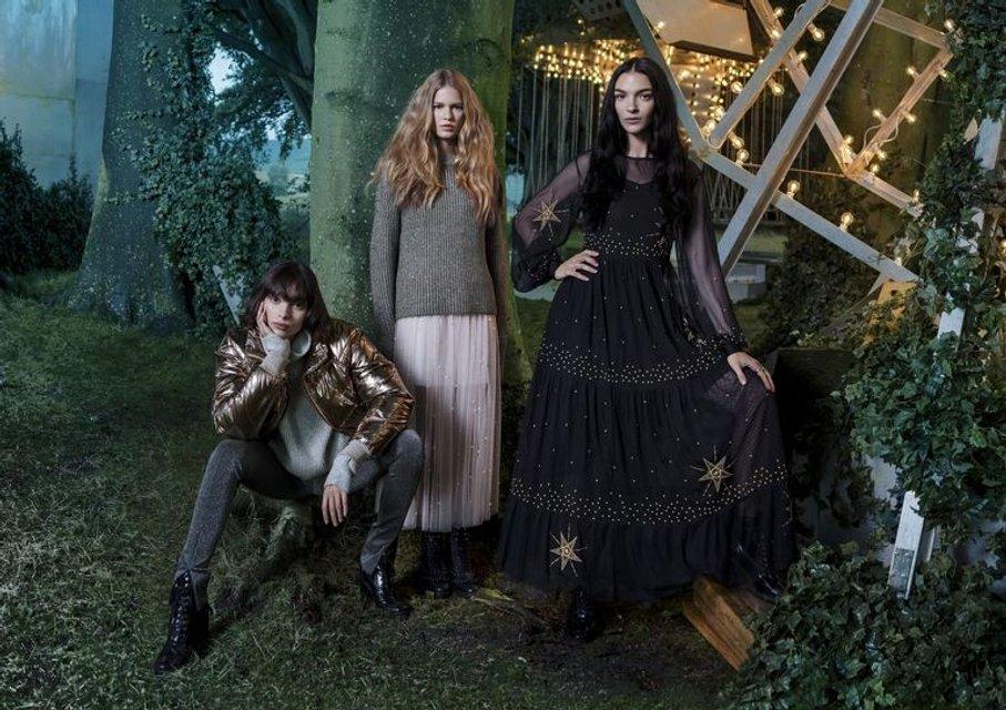 Ники Минаж стала лицом рождественской кампании H&M - фото 89014