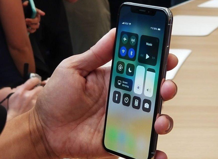 Названа цена и дата начала официальных продаж iPhone X в Украине - фото 91004