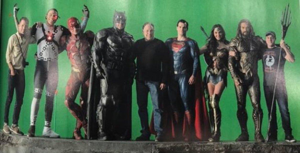 Генри Кавилл подтвердил появление супермена в Лиге Справедливости - фото 89755