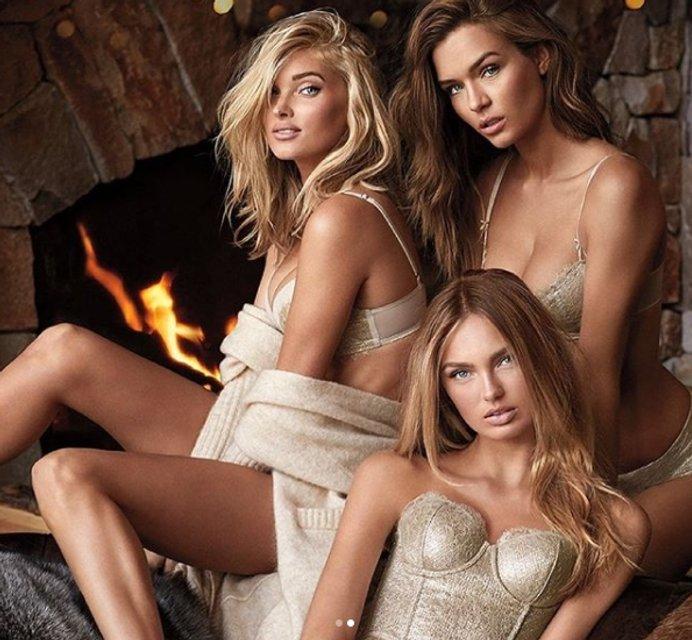 Новая коллекция Victoria's Secret - фото 86472