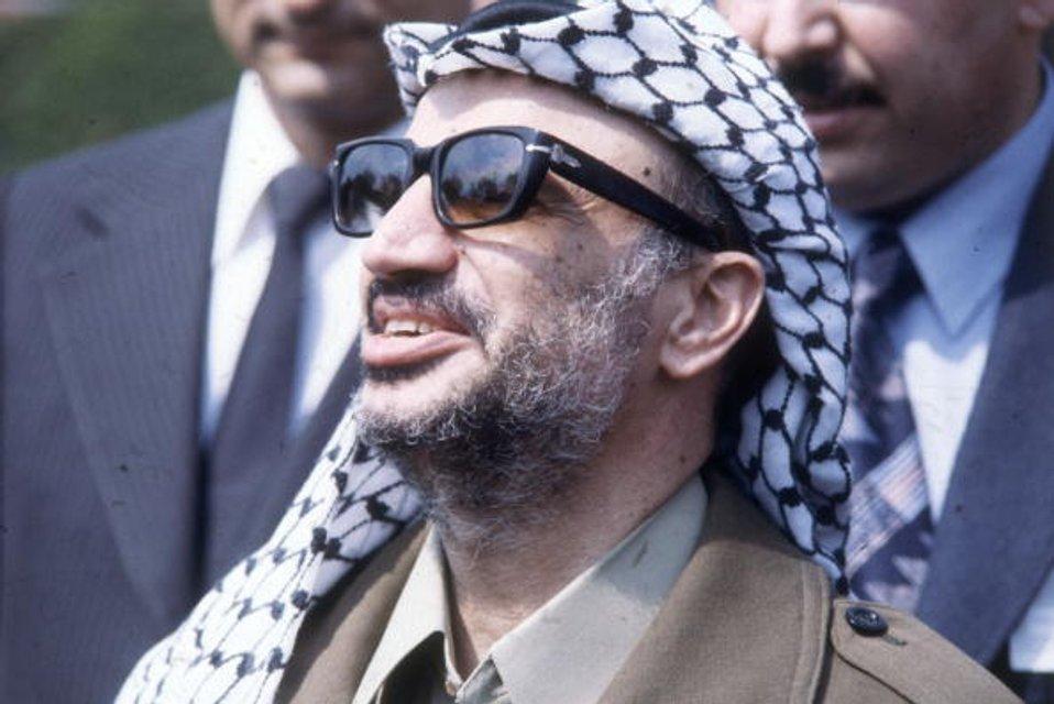 Арафат дает добро - фото 90107