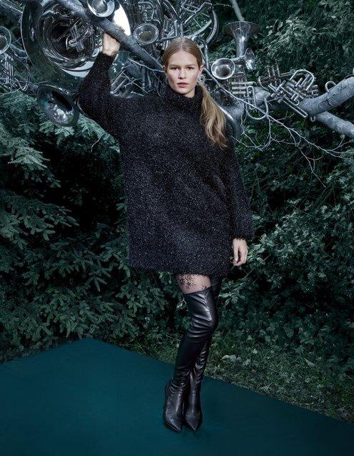 Ники Минаж стала лицом рождественской кампании H&M - фото 89012