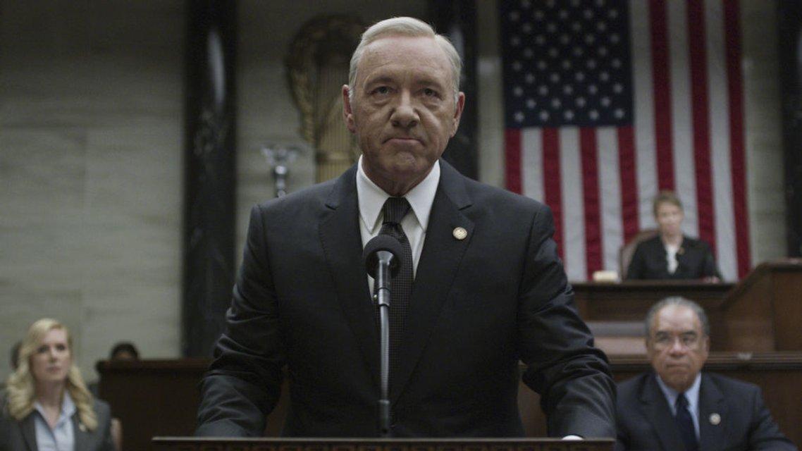 Netflix снимет спин-офф сериала Карточный домик без Кевина Спейси - фото 86619