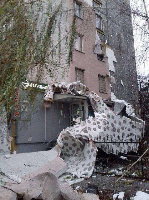 Фасад дома сейчас - фото 93018