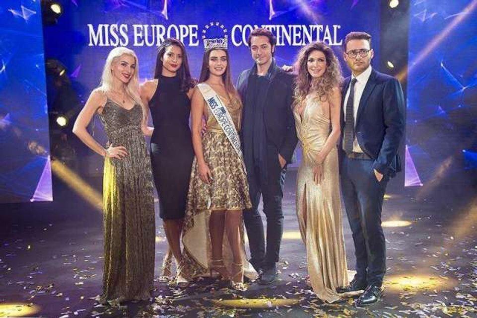 Miss Europe Continental 2017: Украинка победила на европейском конкурсе красоты (фото) - фото 92869