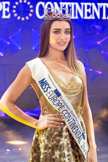 Miss Europe Continental 2017: Украинка победила на европейском конкурсе красоты (фото) - фото 92868