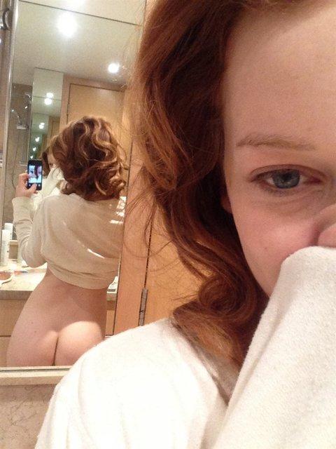 Хакеры слили интимные фото обнаженной актрисы Джейн Леви, 18+ - фото 93326