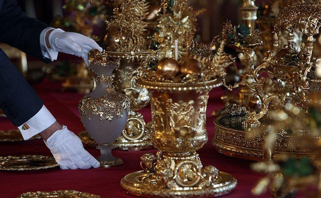 К Рождеству готовы: королевская семья украсила Виндзорский замок - фото 92772