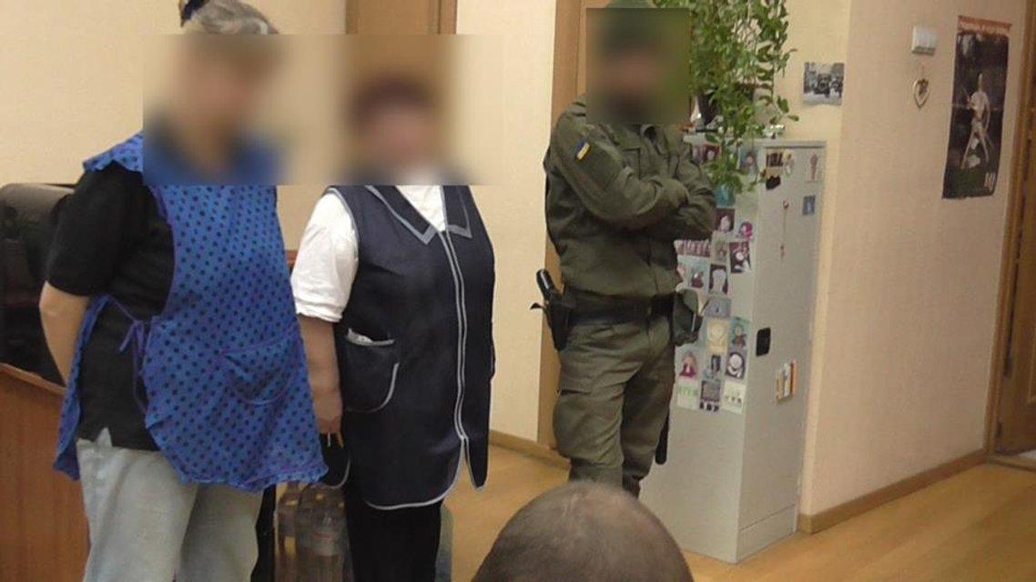НАБУ опубликовало видео обысков в Минюсте - фото 95956