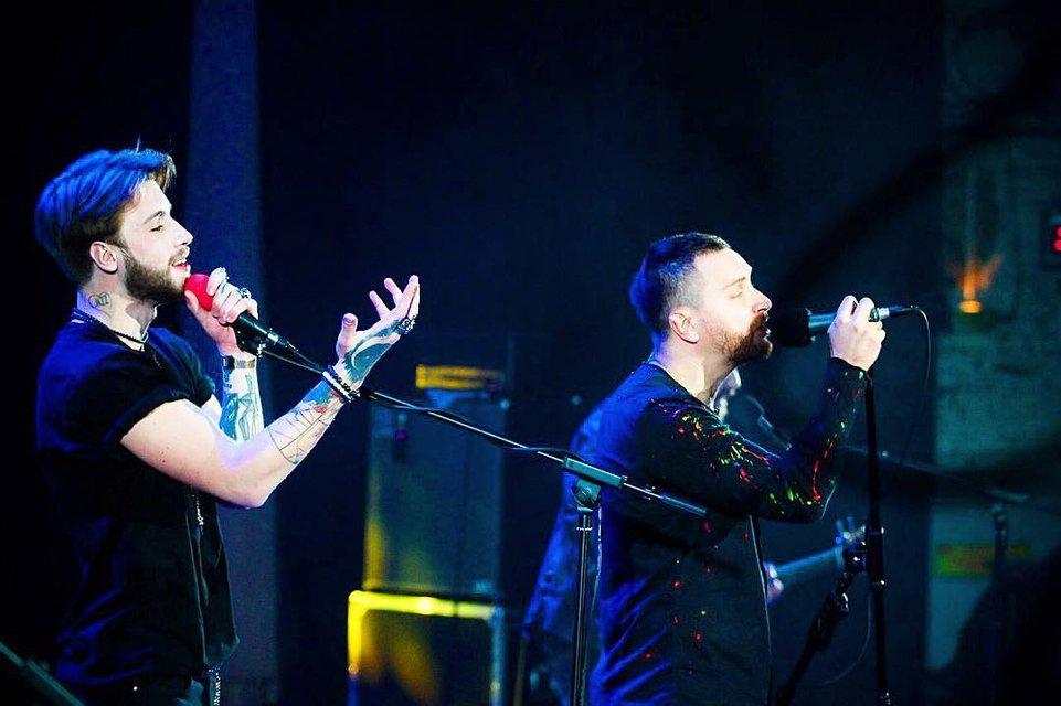 Участник Топ-модель по-украински спел с группой СКАЙ - фото 96634