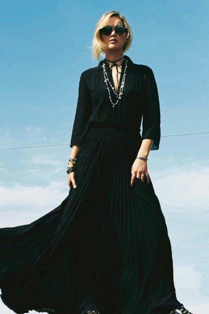 Дженнифер Лоуренс очаровывает в новой рекламе Dior - фото 98517