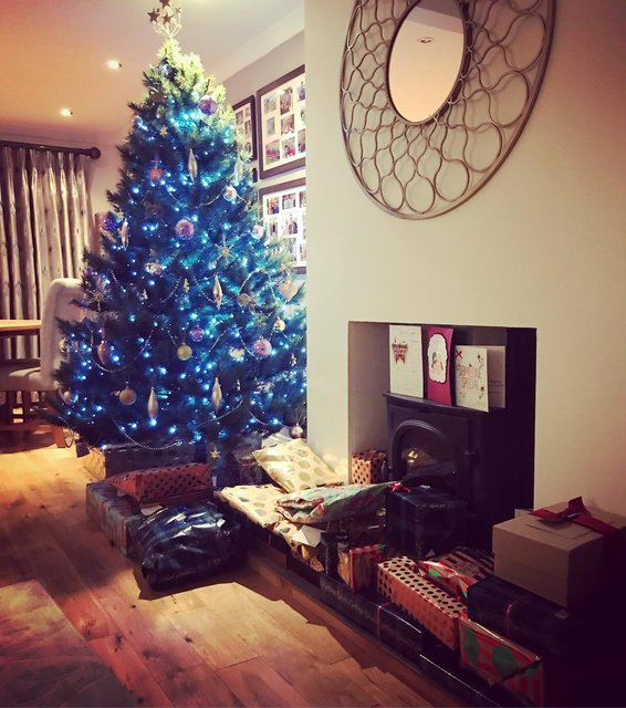 Элина Свитолина показала, чем занималась с женихом на Рождество - фото 99486
