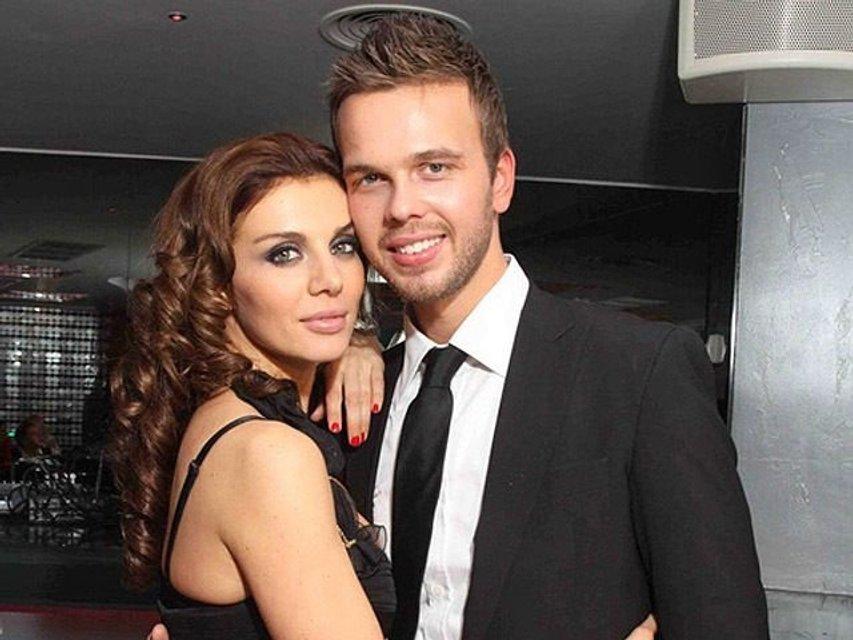 Анна Седокова с Максимом Чернявским - фото 97527