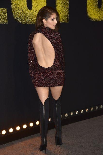 Звезда Сумерек без белья произвела фурор на светской вечеринке (ФОТО) - фото 96755