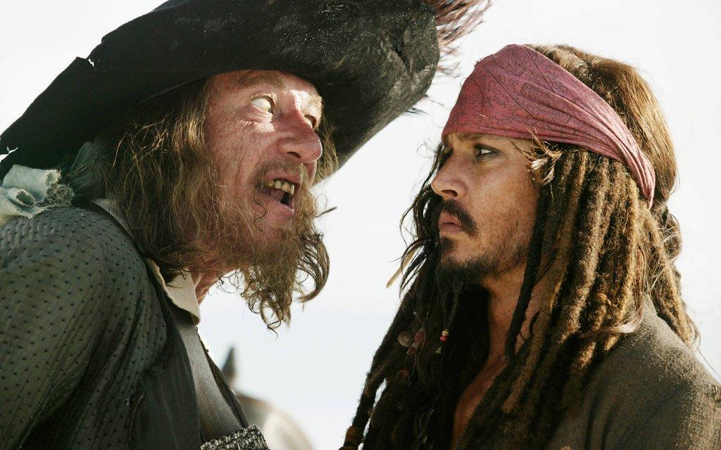 Звезда Пиратов Карибского моря со скандалом покинул Киноакадемию Австралии - фото 94766