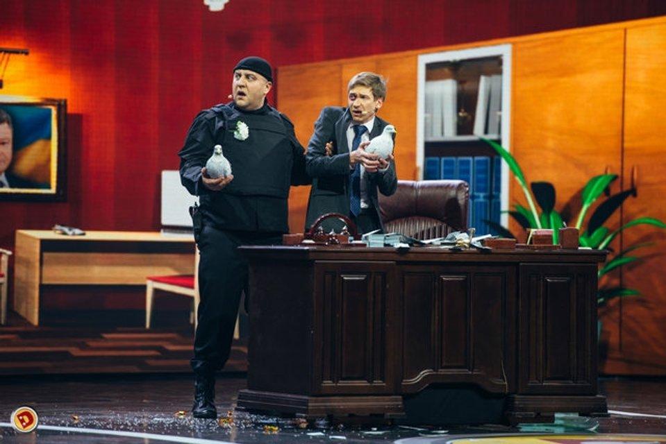 Дизель шоу: Яна Глущенко в откровенном наряде похвалилась идеальной фигурой - фото 95032