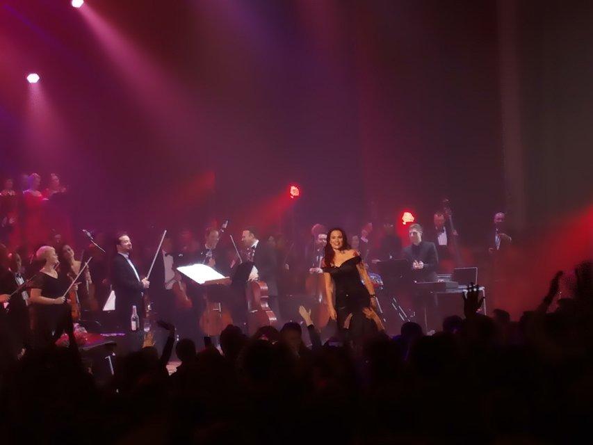 Тарья Турунен выступила в Киеве в рамках Christmas Tour 2017 - ФОТО - фото 98832