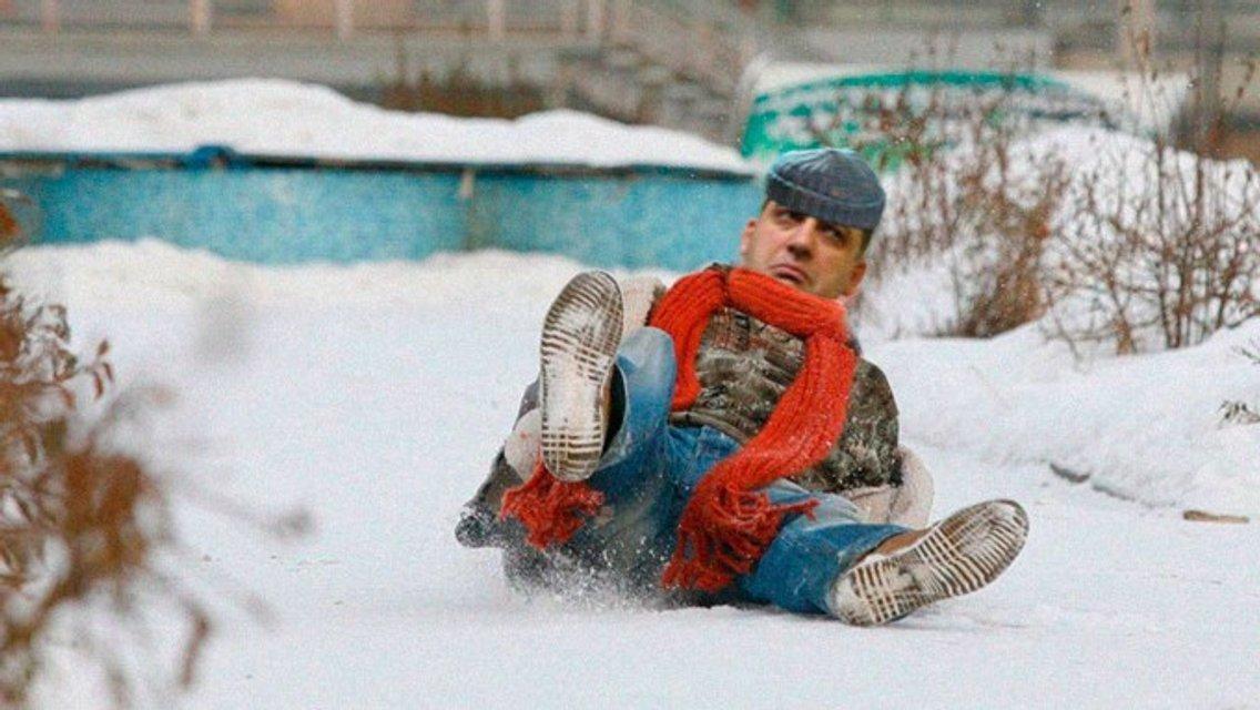 Порошенко, Гройсман и ко: Украинские политики на льду - фото 98040