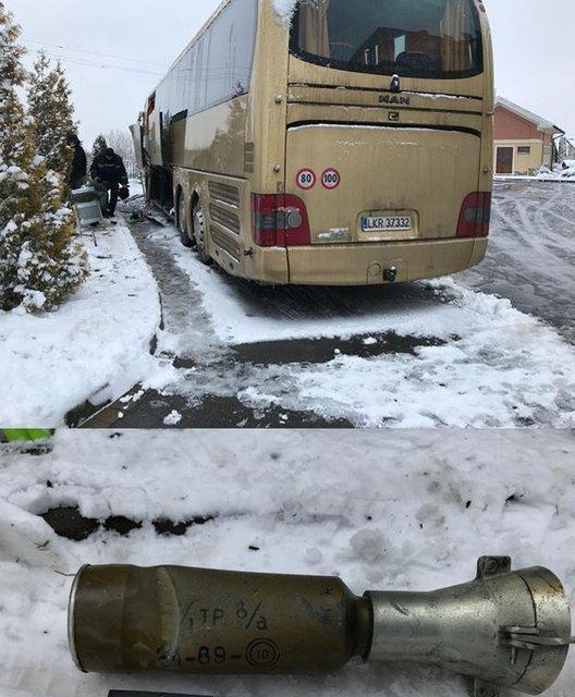 Взрыв польского автобуса: появились подробности расследования - фото 96283