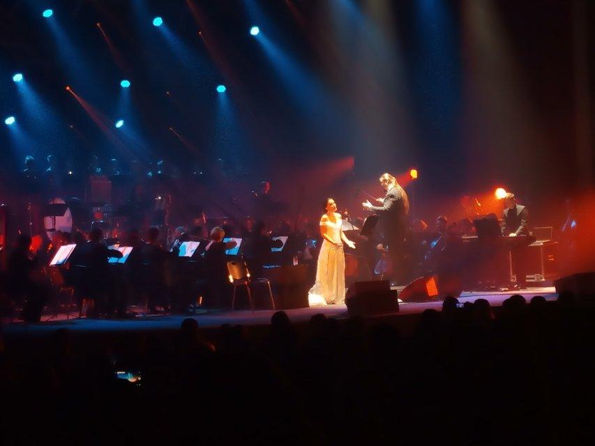 Тарья Турунен выступила в Киеве в рамках Christmas Tour 2017 - ФОТО - фото 98820