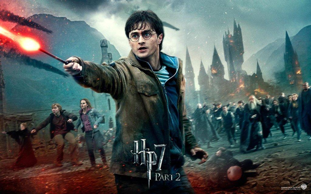 кадр из фильма 'Гарри Поттер и Дары Смерти: Часть II'  - фото 100327