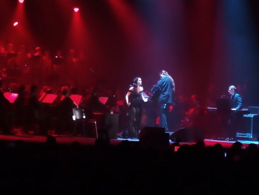 Тарья Турунен выступила в Киеве в рамках Christmas Tour 2017 - ФОТО - фото 98822