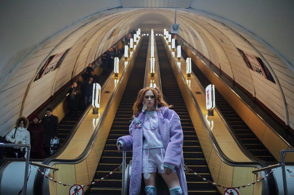 Участница Топ-модель по-украински Ира Мойсак сняла клип - фото 95418