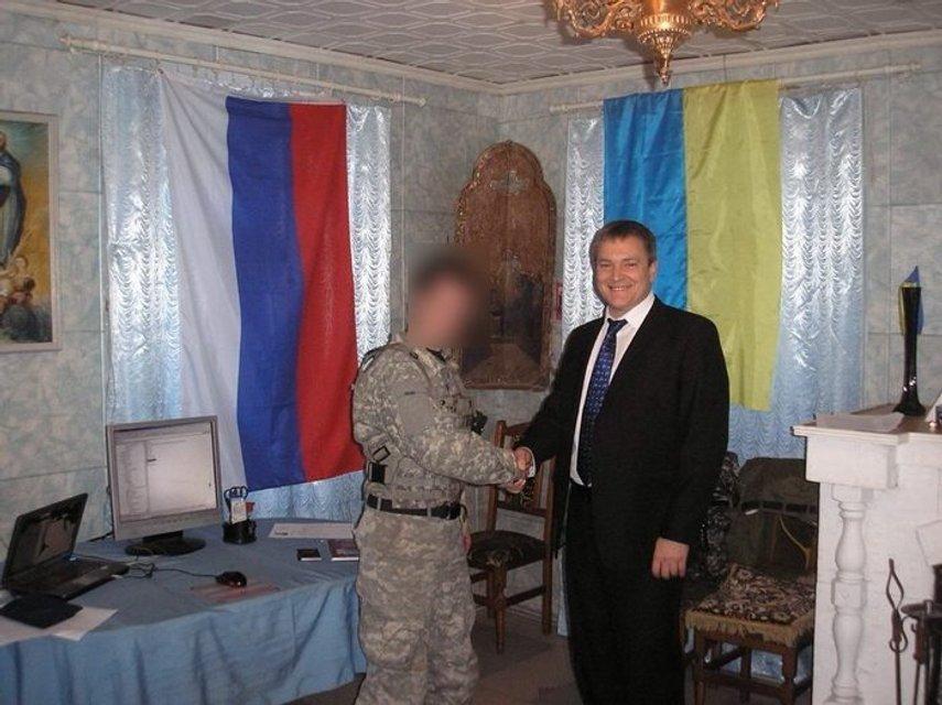 СБУ задержала русского шпиона-крота - фото 97311