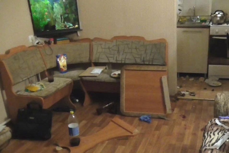 В Одессе мужчина убил своего сына из-за Порошенко - фото 97247
