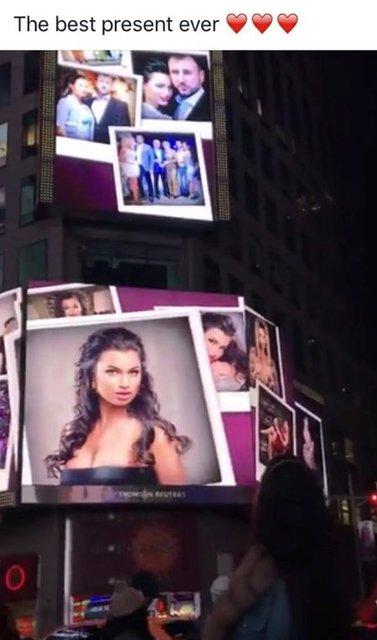 Анастасия Байбородина: что известно о девушке депутата Рыбалки и билбордах на Таймс-сквер - фото 97044