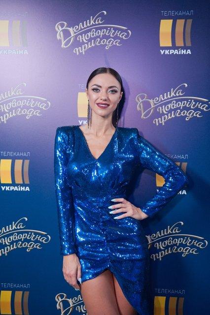 Оля Полякова, Тина Кароль и другие звезды показали свои роскошные новогодние секси-наряды - фото 94950