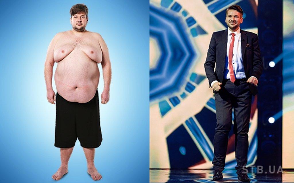 Финал Зважені та щасливі 7 сезон: победитель домашнего похудения  Александр Бойко - фото 99988