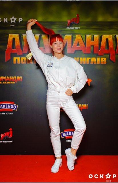 Премьера фильма 'Джуманджи' прошла с украинскими звездами - фото 98583