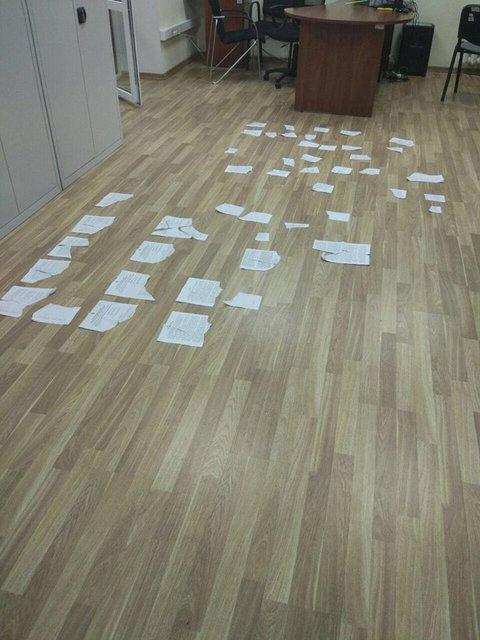 НАБУ опубликовало видео обысков в Минюсте - фото 95960