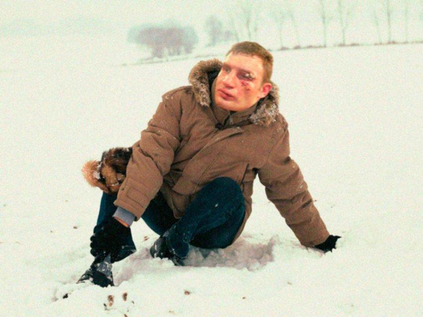 Порошенко, Гройсман и ко: Украинские политики на льду - фото 98039