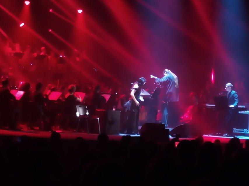 Тарья Турунен выступила в Киеве в рамках Christmas Tour 2017 - ФОТО - фото 98827