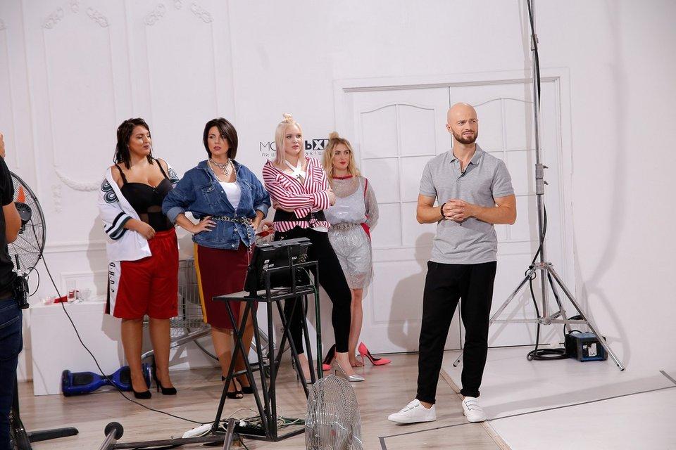 Участницы Модель XL снимутся в клипе группы MOZGI вместе с Потапом - фото 94982