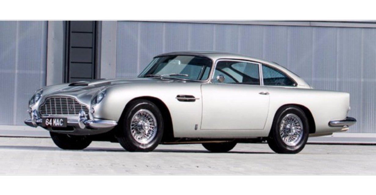 В Лондоне продали машину Пола Маккартни - фото 94531