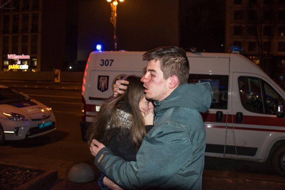 Влада и Юлию избили работники SoloPizza - фото 97608