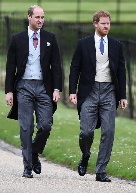 Принц Гарри назвал имя своего шафера на свадьбе с Меган Маркл - фото 95107