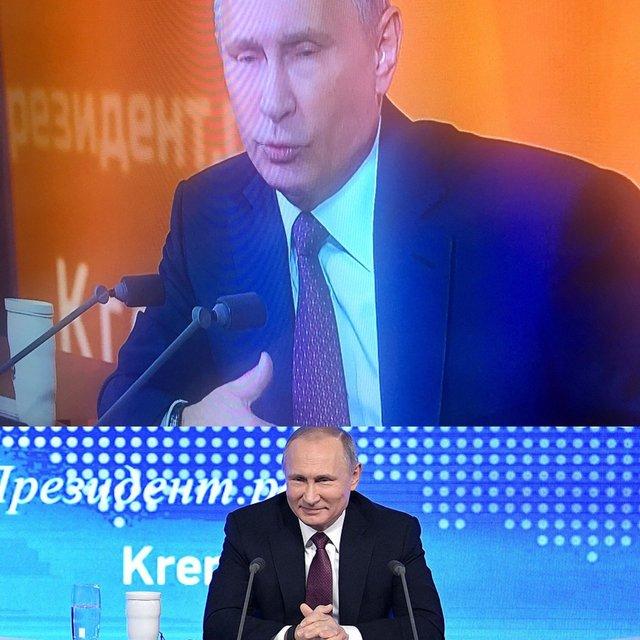 Самое дикое из пресс-конференции Путина - фото 97042